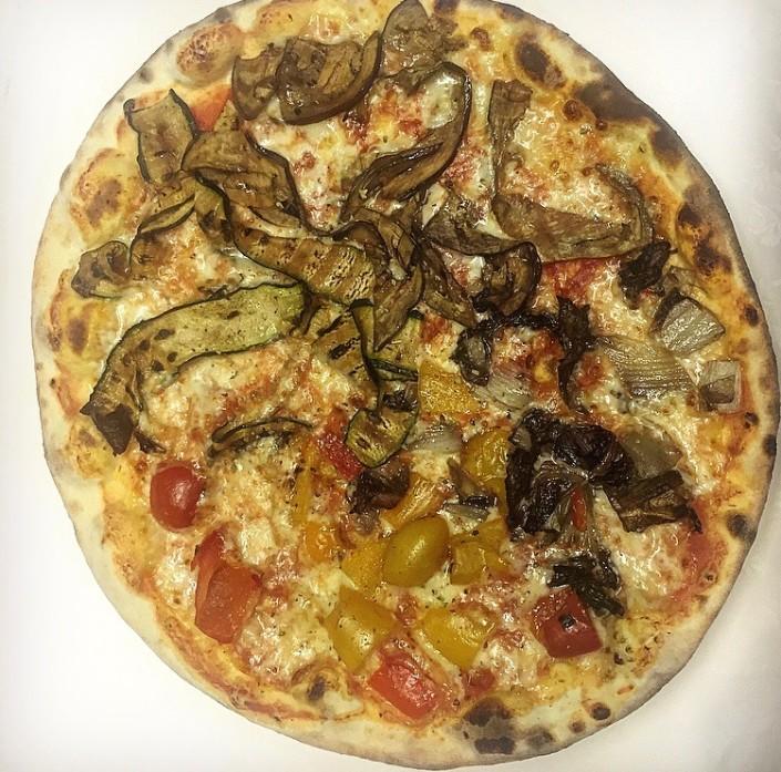 pizza-verdure